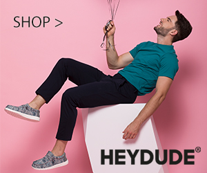 Hey Dude Shoes Summer Collection