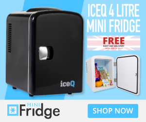 15 Litre Coloured Mini Fridges