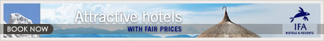 Ifa Hotels & Resorts in Germany, Austria, Canary Islands & Dominican Republic