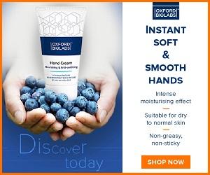 purchase Oxford Biolabs® Nourishing & Anti-oxidising Hand Cream