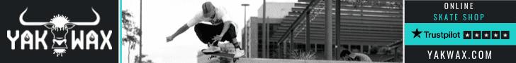 yakwax skateboard shop UK