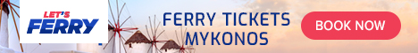 Mykonos Ferry Tickets