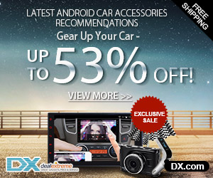 Android Car Accessories