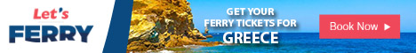 Let's Ferry - Get your ferry tickets for Greece