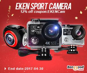 Eken Sport Camera