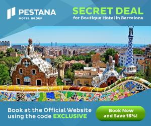 Pestana Barcelona Secret Deal