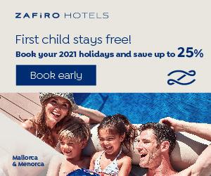 Zafiro Hotels: 4* & 5* hotels in Mallorca & Menorca