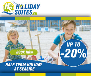 Enjoy amazing Half-Term holidays at seaside