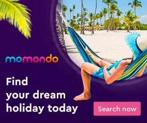 Search & Book flights at Momondo