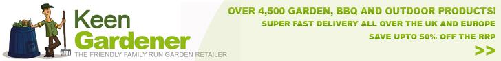 Keen Gardener - The Online Garden Retailer