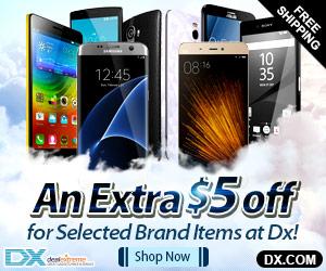 DX.com, Mobiles