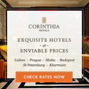 Corinthia hotels & resorts