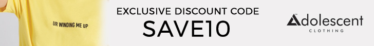 Adolscent Clothing coupon codes