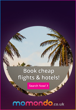 Search and compare flights with Momondo