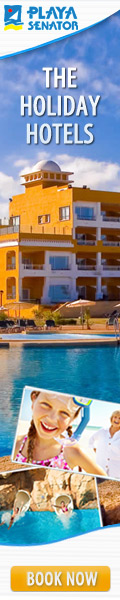 Playa Senator Hotels in Almeria