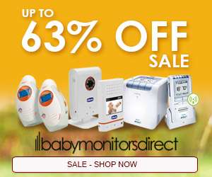 Up to 67% off baby monitors