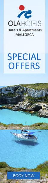 Ola Hotels & Apartments in Mallorca