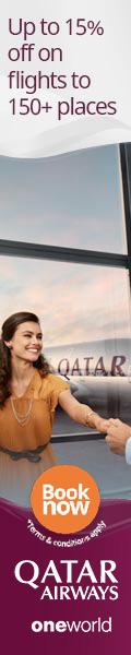 Qatar Airways flights to India