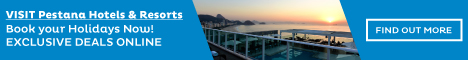 Pestana Hotels & Resorts in Portugal, Germany, UK, Argentina, Brazil, Venezuela, Cape Verde, Mozambique, South Africa and S�o Tom� & Pr�ncipe