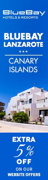 Blue Bay Resorts in Lanzarote
