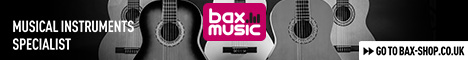 We Support Your Stage - Bax Music
