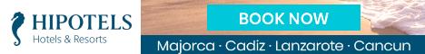 Hipotels Hotels & Resorts in Majorca, Cadiz and Lanzarote