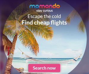 Momondo - Find Cheap Flights