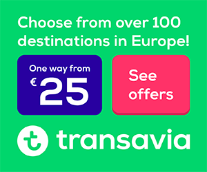 Fly to Amsterdam with Transavia