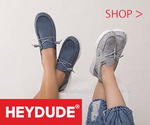 Hey Dude Shoes New Season Arrivals