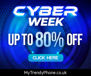 How about a Cyber Week? Up to 80% off