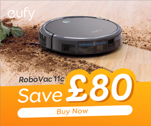 8th-20th April | RoboVac 11C | 35% OFF