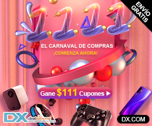 Win $111 coupons at DX 11.11 Crazy Festival