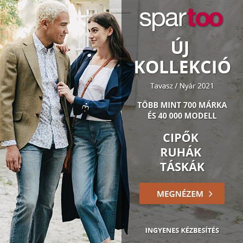 Spartoo - Summer Sales - kiárusítás - akár 60%
