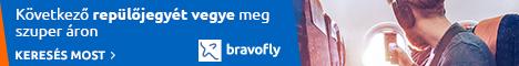 bravofly repüllőjegy akciók