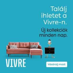 Vivre - Több száz új termék minden nap