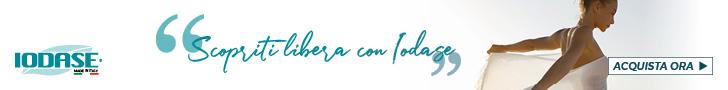 Iodase - Promozione Crema Corpo Idratante Hydrafil in Omaggio