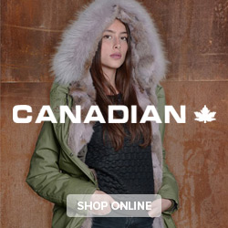 Acquista i giubbotti Canadians Classics sul sito ufficiale!