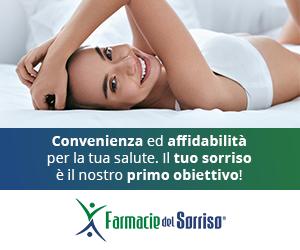 Banner - Farmacie del Sorriso
