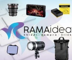 Ramaidea - tutto per la fotografia