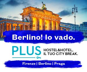 Plus Hostels website
