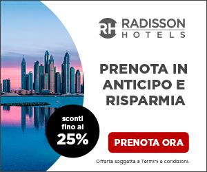Radisson Hotel - Offerte autunno