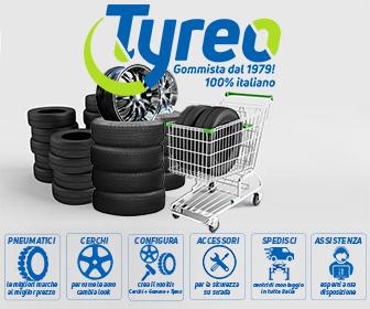 Acquista facilemnte cerchi, gomme, accessori per la tua auto su tyreo.com