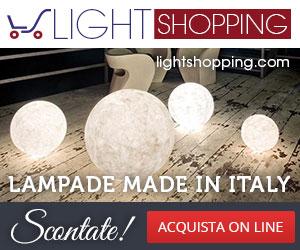 Light Shopping - Le lampade Made in Italy con sconti imbattibili!