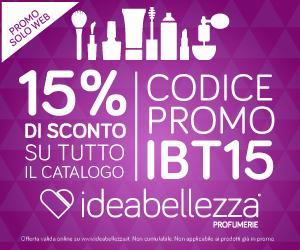 -20% su tutti i profumi | Ideabellezza.it