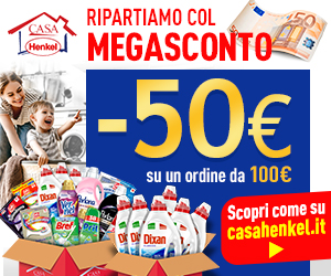 Promo Megasconto