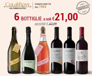 6 Bottiglie a € 21,00
