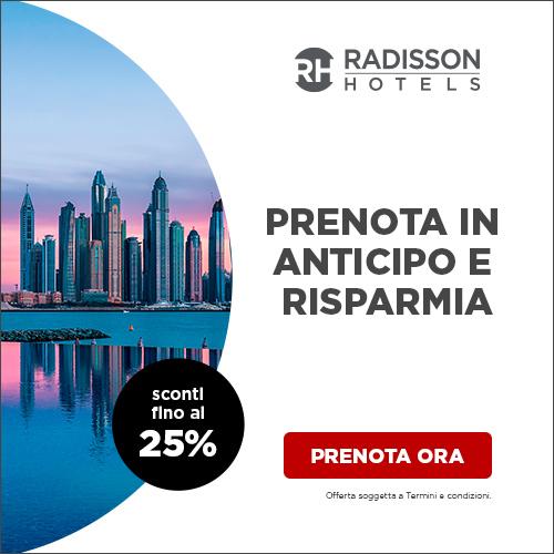 Prenota le tue Vacanze - Radisson Blu