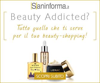 Saninforma.it per il tuo beauty-shopping