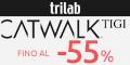 Trilab Hair Shop <b>Prodotti Tigi Catwalk Online.</b> Approfitta Ora - <b>Sconti fino al 55%!</b>