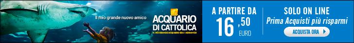 Acquario Cattolica - Biglietti